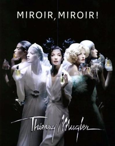 Geurenalfabet a geurengoeroe pagina 38 for Thierry mugler dis moi miroir