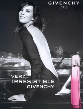 VERY IRRESISTIBLE GIVENCHY LIV TYLER 2