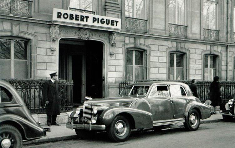 ROBERT PIQUET ENTREE