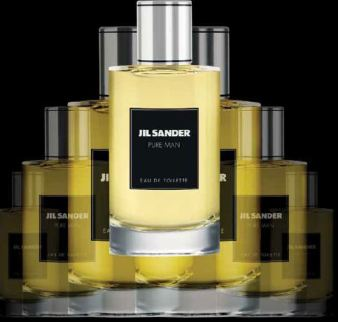 ERIK ZWAGA GEURENGOEROE PURE MAN - THE ESSENTIALS - JIL SANDER