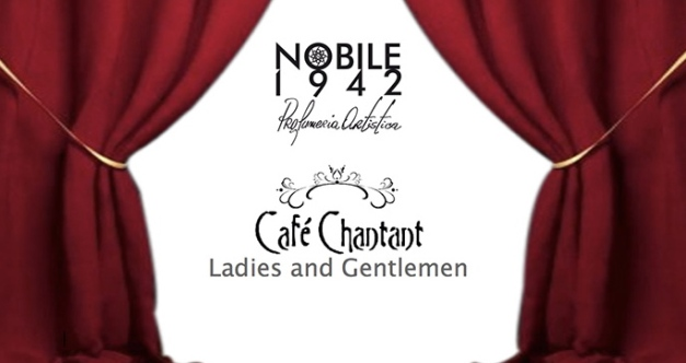 ERIK ZWAGA GEURENGOEROE CAFE CHANTANT NOBILE 1942 MOOD
