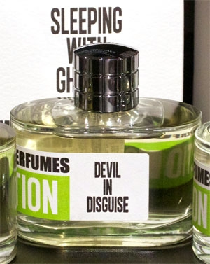 ERIK ZWAGA GOERENGOEROE DEVIL IN DISGUISE MARK BUXTON PERFUMES