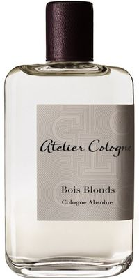 ERIK ZWAGA GEURENGOEROE BOIS BLONDS ATELIER COLOGNE FLACON