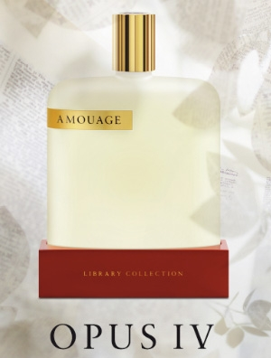 ERIK ZWAGA GEURENGOEROE OPUS IV - THE LIBRARY COLLECTION - AMOUAGE