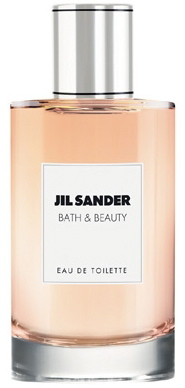 ERIK ZWAGA GEURENGOEROE BATH & BEAUTY JIL SANDER FLACON