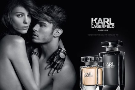 ERIK ZWAGA GEURENGOEROE FOR WOMEN, FOR MEN KARL LAGERFELD CAMPAIGN