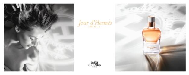 LE JOUR D'HERMES ABSOLU CAMPAIGN