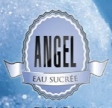 ANGEL EAU SUCREE THIERRY MUGLER LOGO