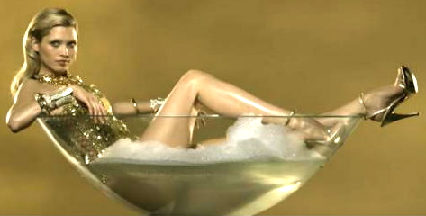 LADY MILLION OH MY GOLD PACO RABANNE MODEL
