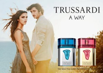 TRUSSARDI A WAY MODELS 1