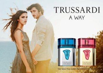 TRUSSARDI A WAY MODELS 1