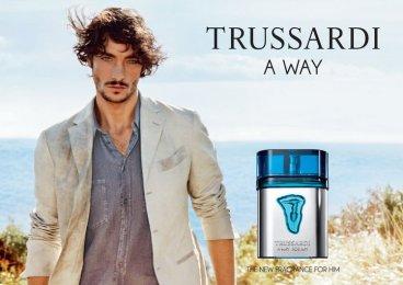 TRUSSARDI A WAY MODELS 2