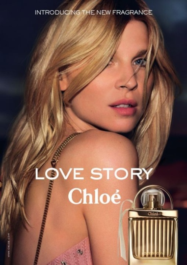 CHLOE LOVE STORY AD