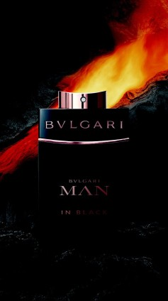 BVLGARI MAN IN BLACK FLACON 2