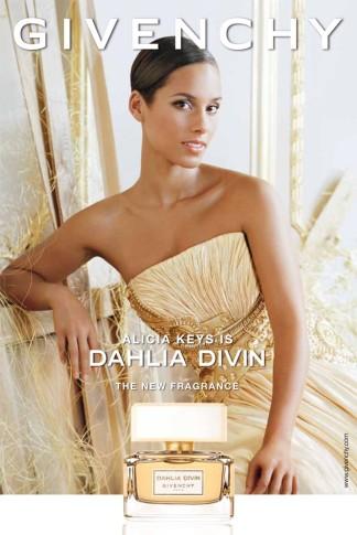DAHLIA DIVIN GIVENCHY MODEL