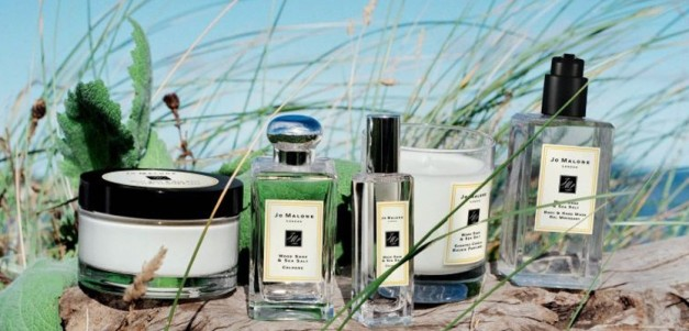 WOOD SAGE & SEA SALT JO MALONE RANGE
