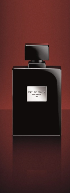 EAU DE GAGA 001 LADY GAGA BOTTLE