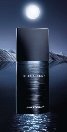 NUIT D'ISSEY ISSEY MIYAKE BOTTLE