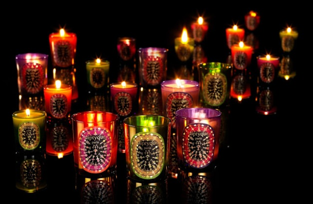 DIPTYQUE SCENTED CANDLES