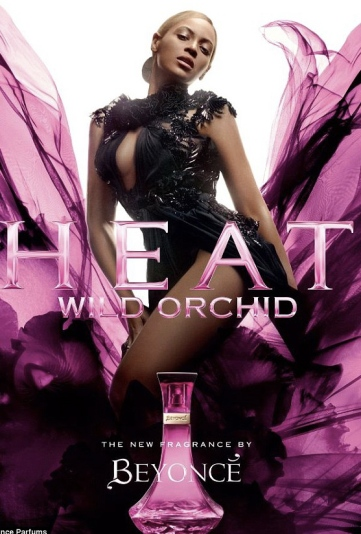 HEAT WILD ORCHID BEYONCE CAMPAGNE