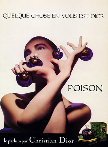 POISON CHRISTIAN DIOR OLD AD 1