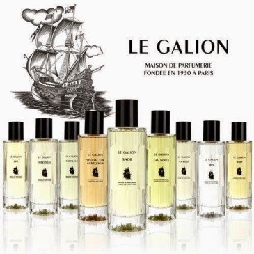 LE GALION COLLECTION 2014