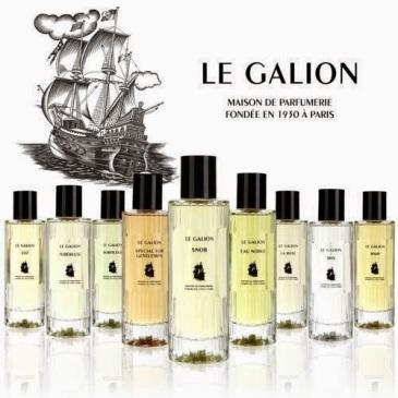 LE GALION COLLECTION 2014