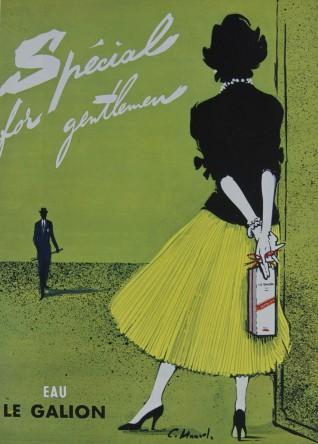 print - Le Galion - Special for gentlemen
