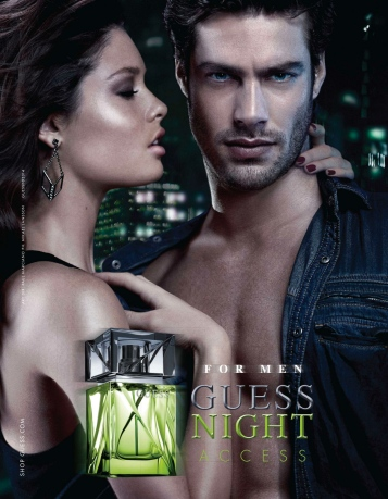 GUESS NIGHT MODELS
