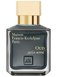 OUD SATIN MOOD MFK BOTTLE