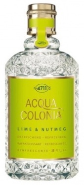 LIME & NUTMEG 4711 FLACON