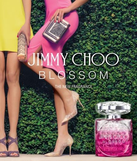 BLOSSOM JIMMY CHOO AD
