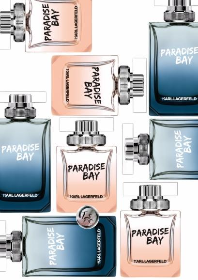 PARADISE BAY KARL LAGERDELD