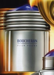 POUR HOMME BOUCHERON 1