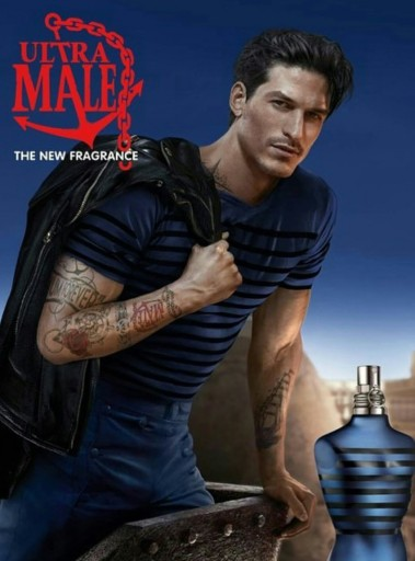 ULTRA MALE JEAN PAUL GAULTIER CAMPAGNE