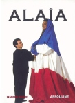 ALAÏA AZZEDINE BOOK COVER