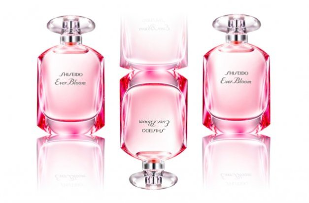 EVER BLOOM SHISEIDO BOTTLES