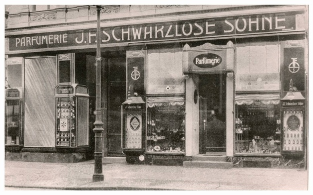 J.F. SCHWARZLOSE PARFUMERIE