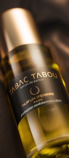 TABAC TABOU PARFUME D'EMPIRE 1