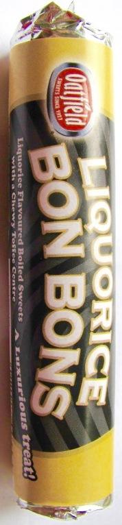 LIQUORICE BONBON