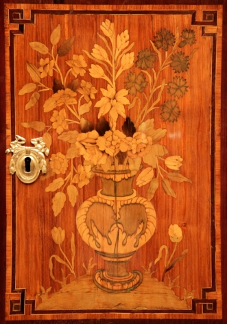 MARQUETRY DETAIL