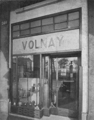 VOLNAY BOUTIQUE ANCIENNE