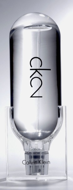 CK2 CALVIN KLEIN BOTTLE