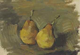 PAUL CEZANNE CHRISTIES $1,565,000