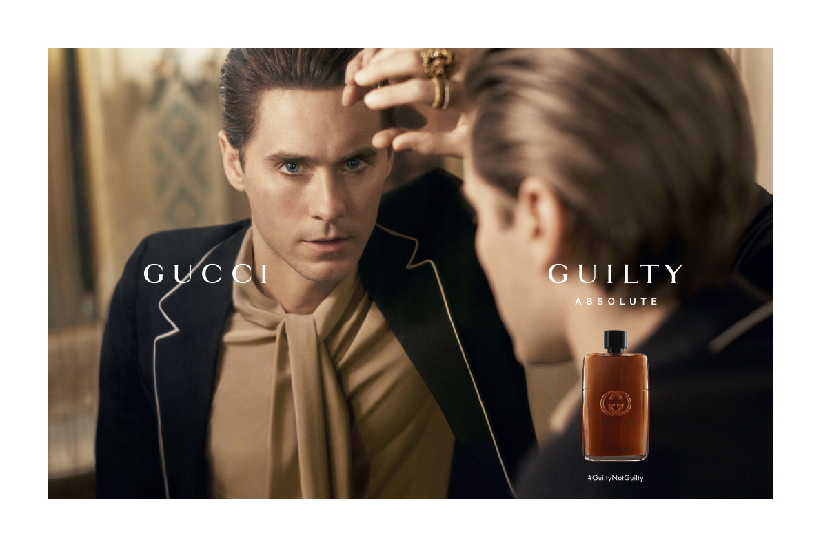 GUILTY ABSOLUTE CAMPAIGN