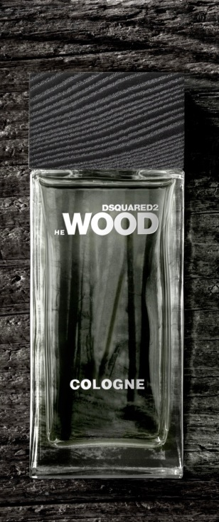 HE WOOD COLOGNE FLACON