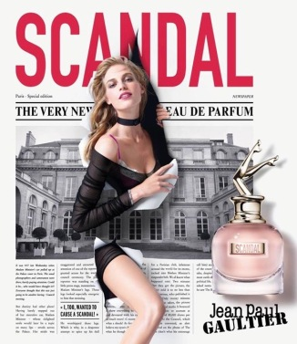SCANDAL NEWSPAPER