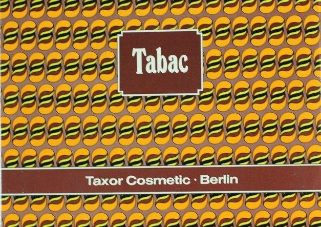 TABAC TAXOR 1
