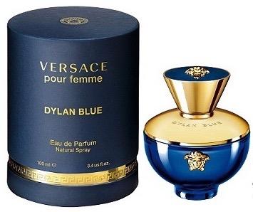 POUR FEMME DYLAN BLUE VERSACE