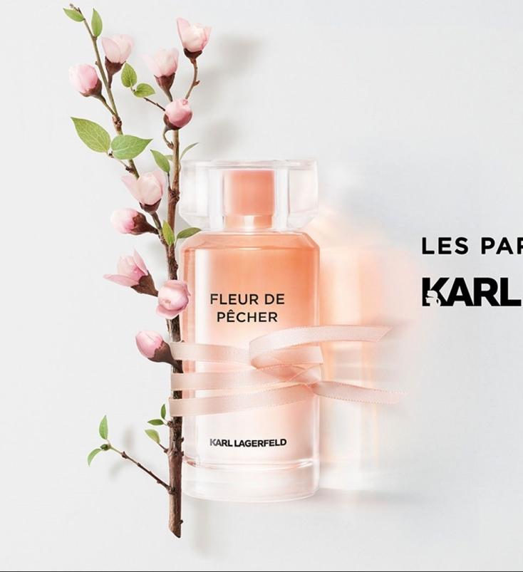 FLEUR DE PÊCHER KARL